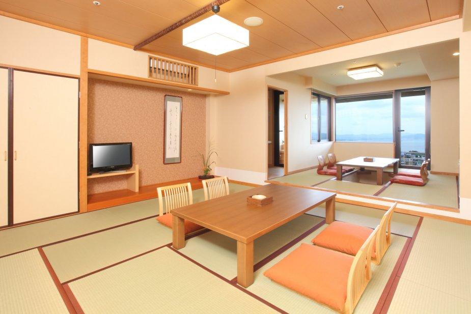 雄山荘2号館客室改修工事