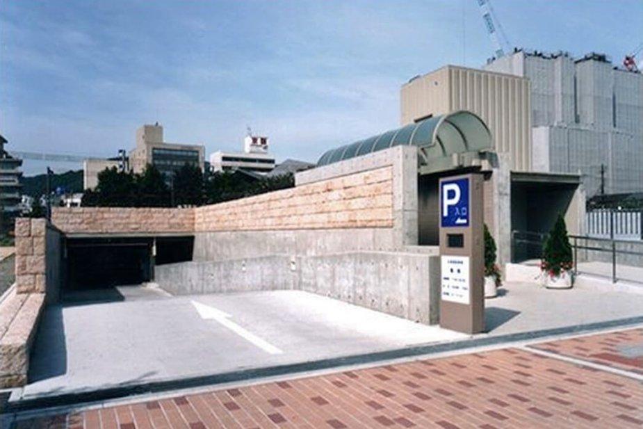 大津港駐車場新築工事